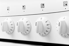 Kitchen baking oven Royalty Free Stock Images