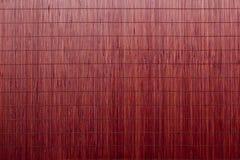 Kitchen bamboo mat Royalty Free Stock Photo