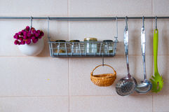 Kitchen bar Stock Photo