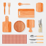 Kitchen, bar, restaurant design elements. Mock-up. Vector Set. 3d Isometric  illustration Stock Photo