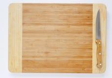 Kitchen board Stock Image