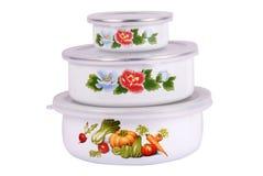 Kitchen bowl Stock Image