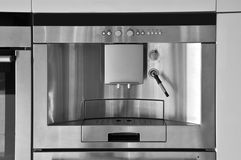 Kitchen cabinet Royalty Free Stock Images