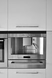 Kitchen cabinet Stock Photography