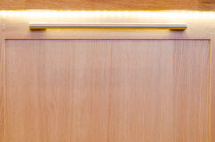 Kitchen cabinets Stock Images