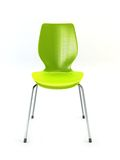 Kitchen chair 3d rendering Stock Photography