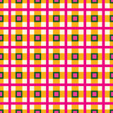 Kitchen checkered background Stock Photography