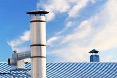 Kitchen chimneys Stock Photo