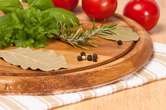 Kitchen Chopping Board Stock Images