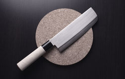 Kitchen Cleaver Stock Images