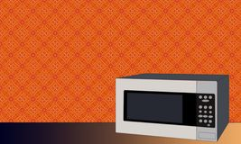 Free Kitchen Clipart Microwave Oven Stock Image - 126810461