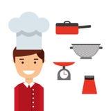 Kitchen concept  design Stock Photo