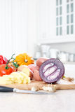 Kitchen. Cooking Royalty Free Stock Photos