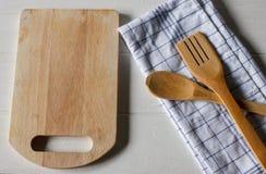 Kitchen cooking utensils Royalty Free Stock Photos