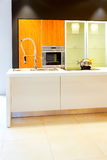 Kitchen counter Stock Images
