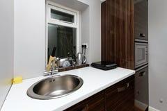 Kitchen counter Stock Photo
