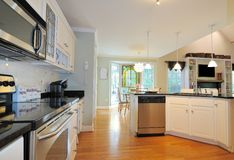 Kitchen Counters Royalty Free Stock Image