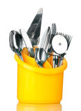 Kitchen cutlery Stock Photography