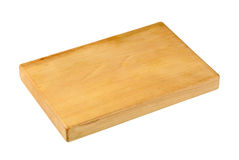 Kitchen cutting board Royalty Free Stock Images