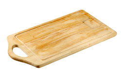 Kitchen cutting board Royalty Free Stock Image