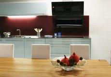 Kitchen decoration stock photography