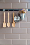 Kitchen decoration Stock Image