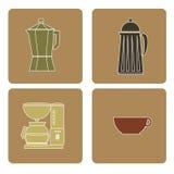 Kitchen design Stock Photography