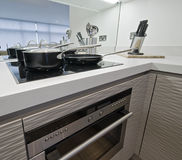 Kitchen detail Stock Photography