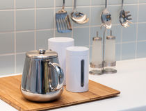 Kitchen detail Royalty Free Stock Photography