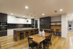 Kitchen and dining Royalty Free Stock Photos