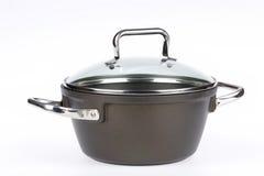 Kitchen Dishes, Saucepan Stock Photos