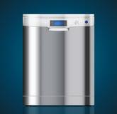 Kitchen - dishwasher Stock Image