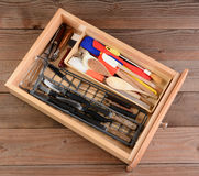 Kitchen Drawer Royalty Free Stock Photos