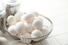 Kitchen, egg Stock Photography