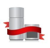 kitchen electronics gift illustration Royalty Free Stock Image