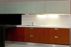 Kitchen elegant Royalty Free Stock Image