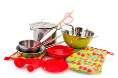 Kitchen equipment Royalty Free Stock Image