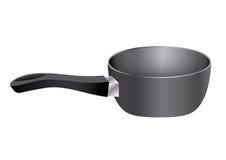 Kitchen equipment pot Royalty Free Stock Image