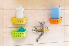 Kitchen faucet Stock Photos