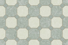 Kitchen Floor Tiles Stock Photo