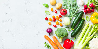 Free Kitchen - Fresh Colorful Organic Vegetables On Worktop Stock Photo - 95107760
