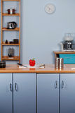 Kitchen furniture Stock Photos