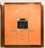 Kitchen furniture Stock Image