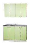 Kitchen furniture Stock Photo