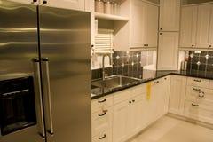 Kitchen furniture store Royalty Free Stock Photo
