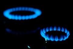 Kitchen gas Royalty Free Stock Image