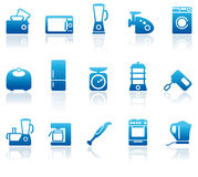 Kitchen home appliances Royalty Free Stock Photos