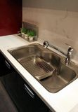 Kitchen - home interiors royalty free stock photo