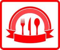 Kitchen icon Stock Photos