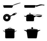 Kitchen icons. Over white background vector illustration vector illustration